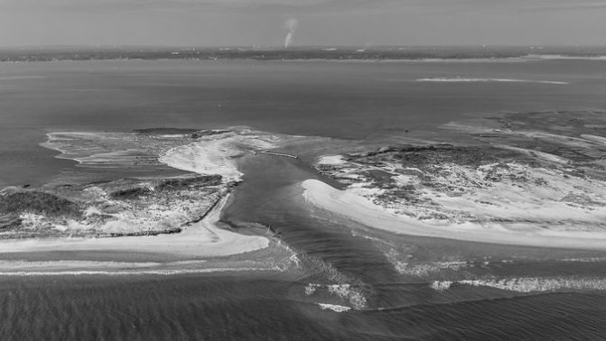 Barrier Islands Feeling the Effects of Climate Change