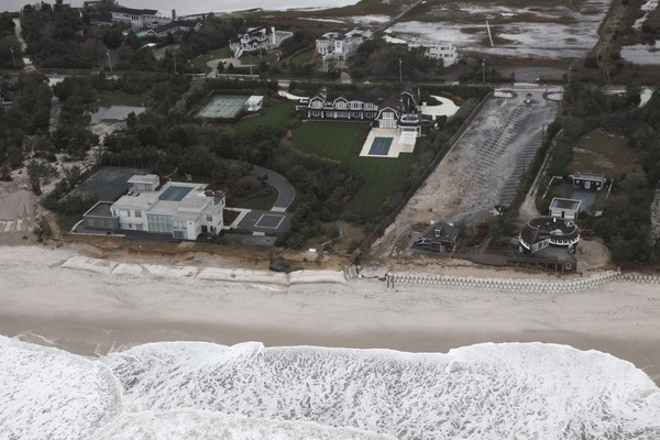 Large Buildings Threaten N.C. Beaches
